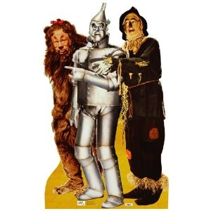 The Wizard of Oz of US Politics 2012 (5/6)