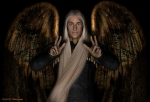 """The Book of Enoch describes Uriel as one of seven archangels who preside over the world.  """"One of the holy angels, who is over the world... the leader of them all."""""""