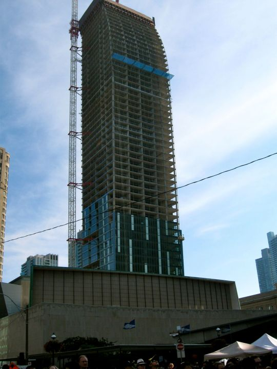 Toronto Condo Construction | Photo Source: John Zeus