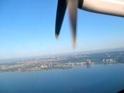 Over Toronto