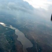 Descent into Montréal