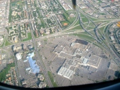 Dorval Airport Landing - Montréal