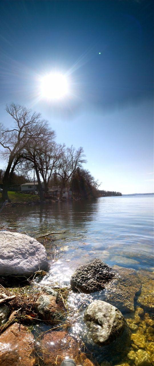 Rice Lake, Ontario - Spring