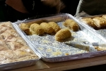 Taste of The Danforth, Kataifi & Baklava