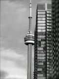 Toronto Condos and CN Tower