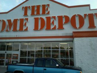 Home Depot - Curity Ave. Toronto